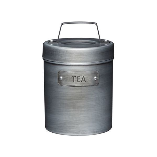 Industrial Kitchen Tea Canister