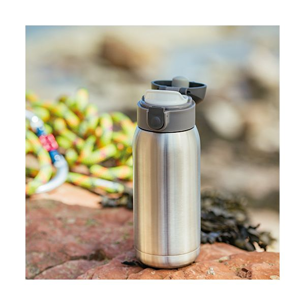 Judge Stainless Steel 360ml Insulated Sports Bottle