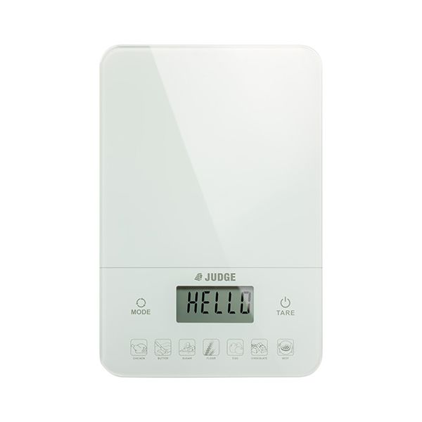 Judge Kitchen and Diet Scale 10kg