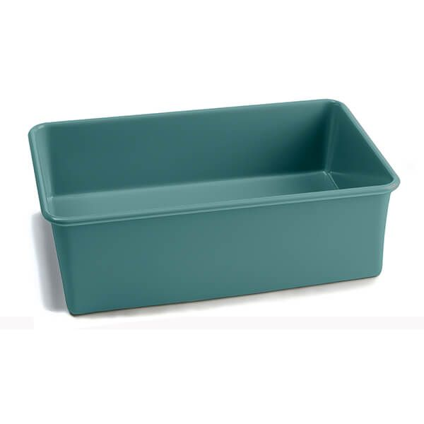 Jamie Oliver Atlantic Green 2lb Non-Stick Loaf Tin