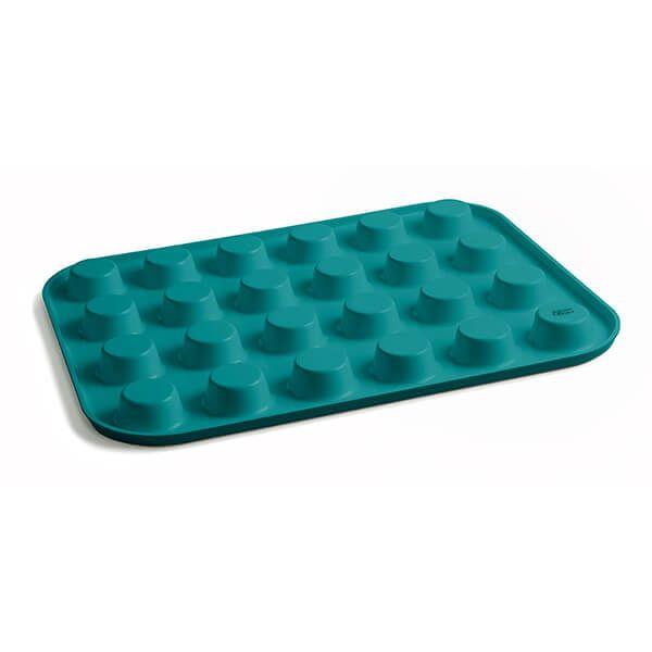Jamie Oliver Atlantic Green 24 Holes Non-Stick Mini Muffin Tray