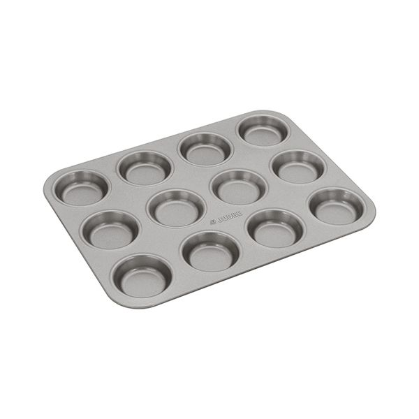 Judge Bakeware 12 Cup Bun Tin