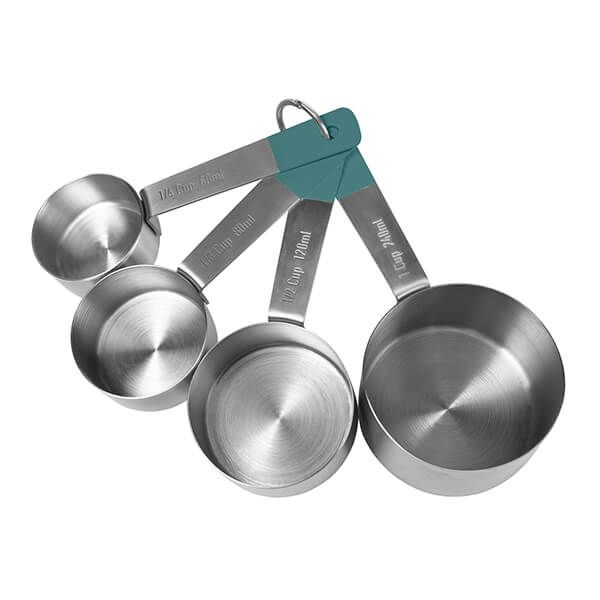 Jamie Oliver Atlantic Green Measuring Cups