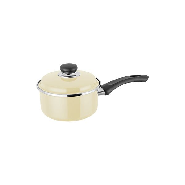 Judge Induction Vanilla 16cm Saucepan