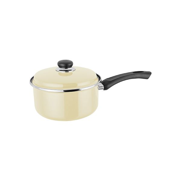 Judge Induction Vanilla 20cm Saucepan