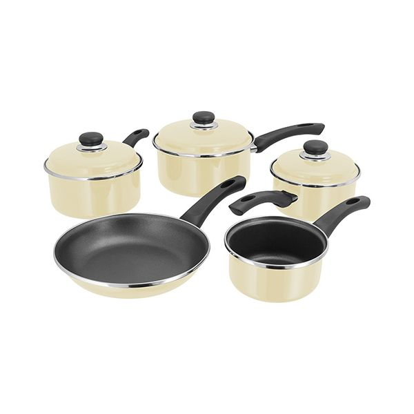 Judge Induction Vanilla 5 Piece Set