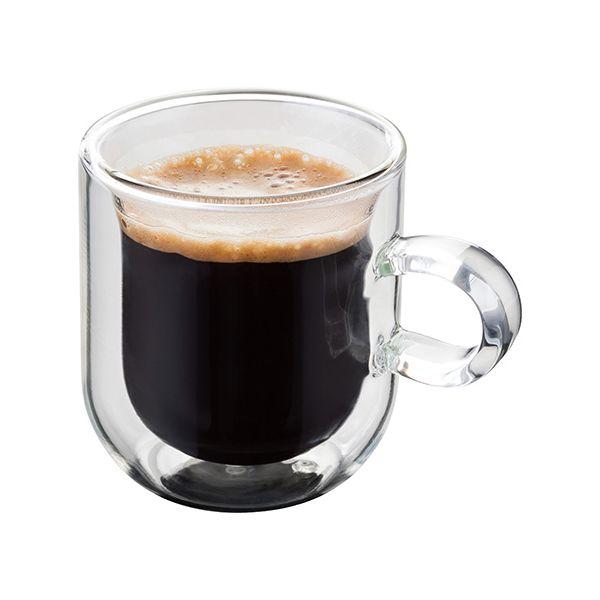 Judge Double Walled 75ml Espresso Glass Set Of 2 JDG22
