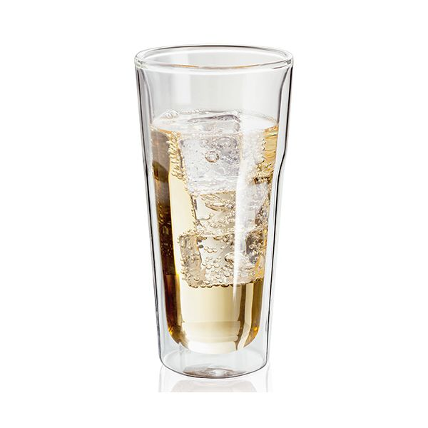 Judge Double Walled 350ml Highball Glass Set Of 2