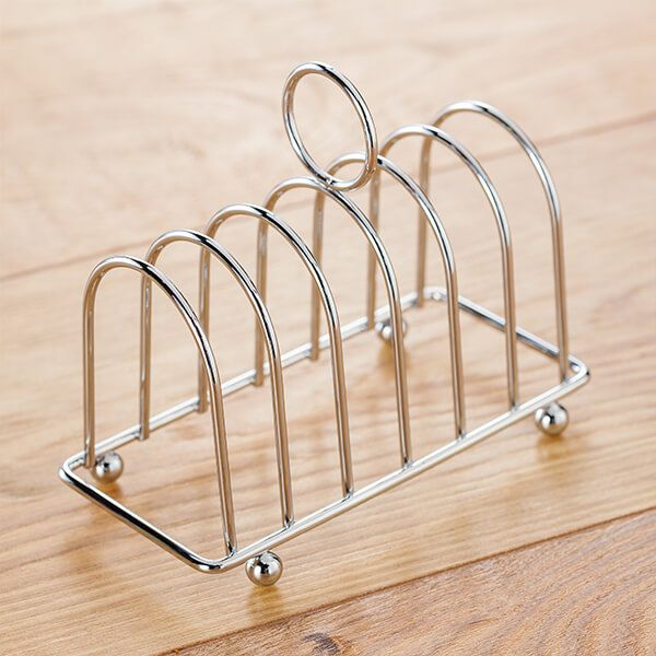 Judge Wireware 6 Slice Toast Rack