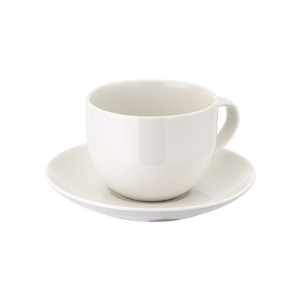 Judge Table Essentials Tea Cup & Saucer, 275ml