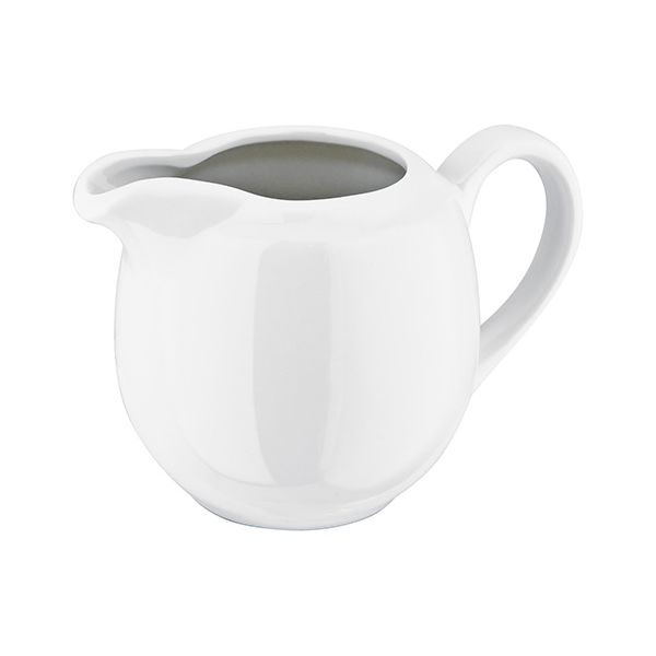 Judge Cream Jug White