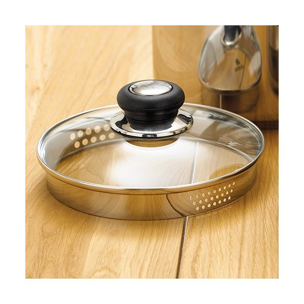 Judge Vista 16cm Draining Lid