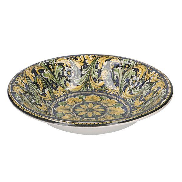 Maxwell & Williams Ceramica Salerno Piazza 21cm Ceramic Pasta Bowl