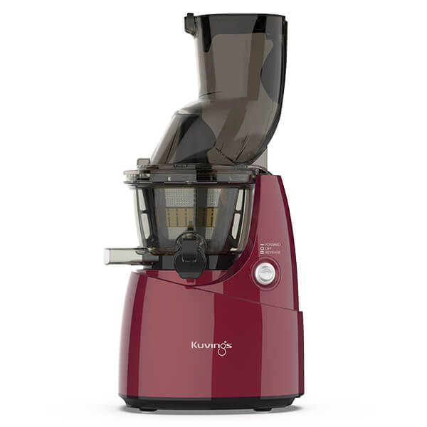 Kuvings B8200 Whole Slow Juicer Red
