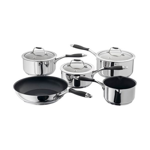 James Martin 5 Piece Cookware Set