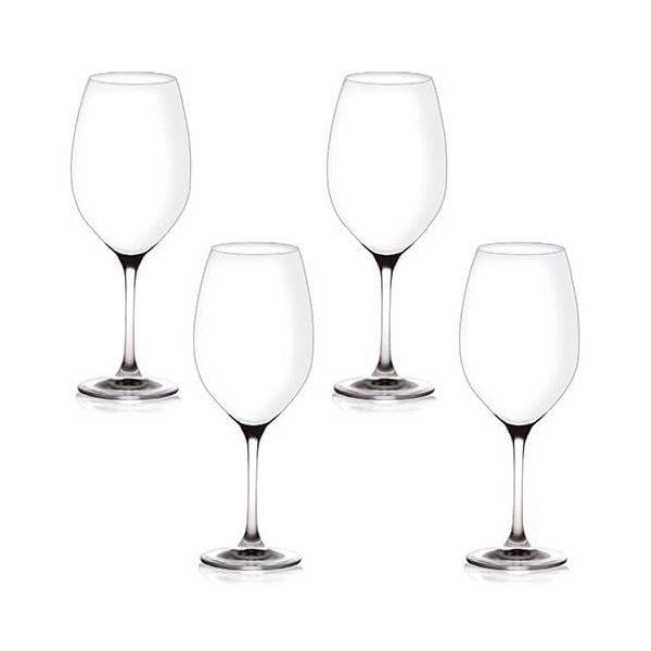 Judge Crystalline Set of 4 Red Wine Glasses 480ml
