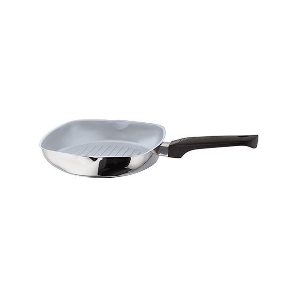 Judge Natural Ceramic 24cm Grill Pan
