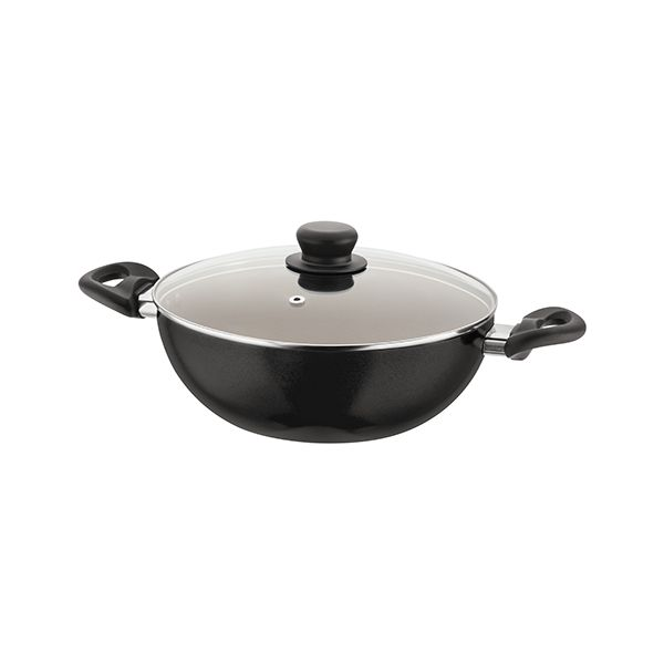 Judge Radiant Black Non-Stick 26cm Stir Fry / Wok