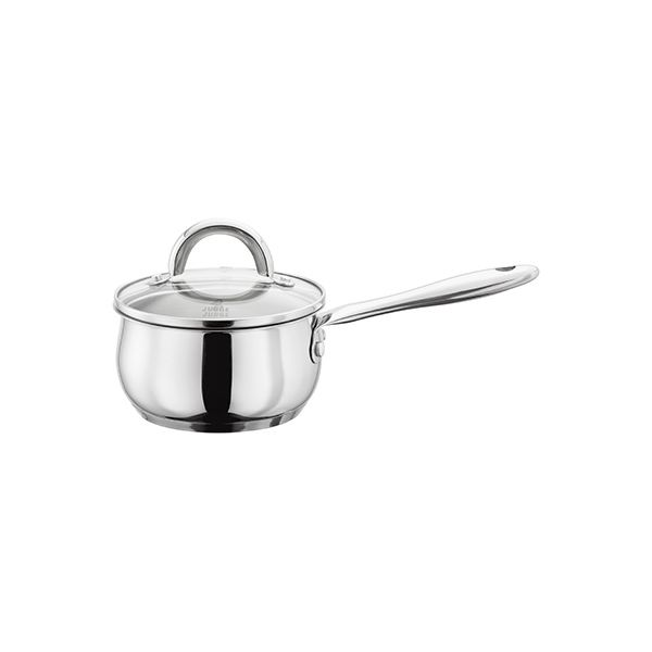 Judge Classic 14cm Saucepan With Glass Lid