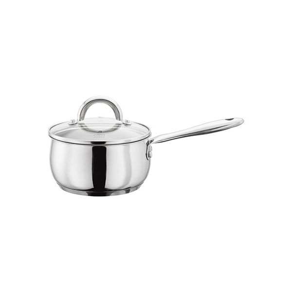 Judge Classic 16cm Saucepan With Glass Lid