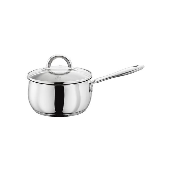 Judge Classic 18cm Saucepan With Glass Lid