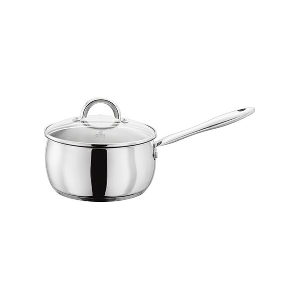 Judge Classic 20cm Saucepan With Glass Lid