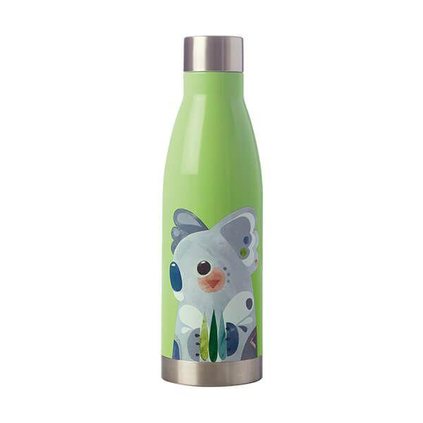 Maxwell & Williams Pete Cromer 500ml Double Walled Water Bottle Koala