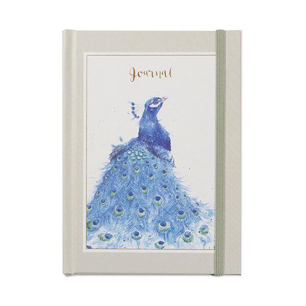 Wrendale Designs Peacock Journal