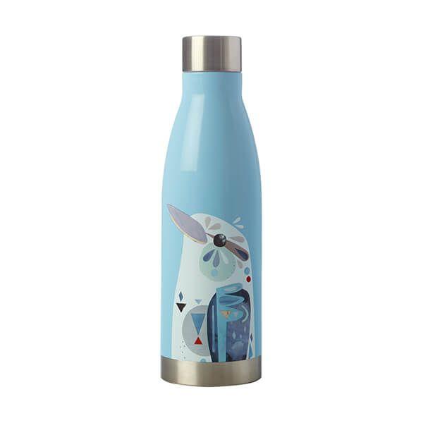 Maxwell & Williams Pete Cromer 500ml Double Walled Water Bottle Kookaburra