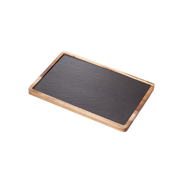 Judge Slate 30 x 20cm Serving Platter