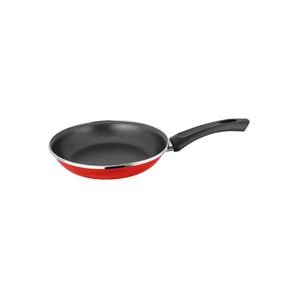 Judge Induction Red 20cm Omelette Pan