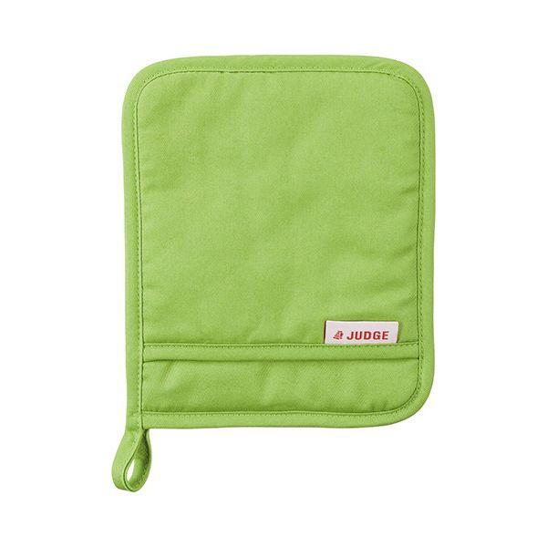 Judge Textiles Pot Holder, Green