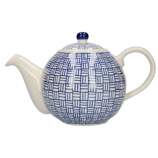 London Pottery Globe 4 Cup Teapot Lattice