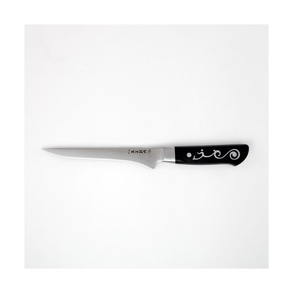 I.O.Shen 170mm Boning Knife FREE Whetstone Worth £19.96