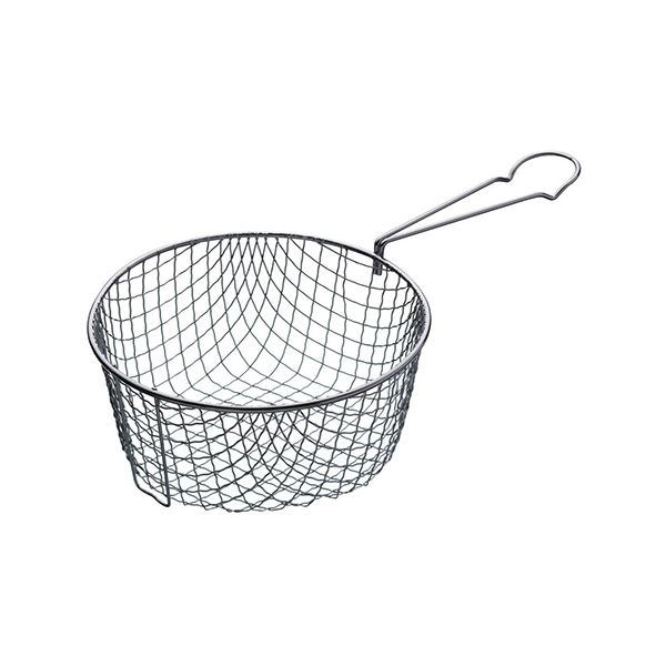 "KitchenCraft Frying Basket For 20cm (8"") Pan"