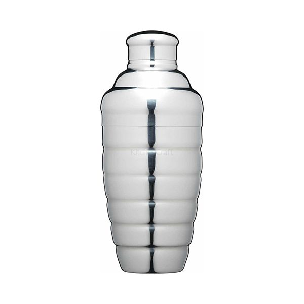 BarCraft Luxe Lounge Stainless Steel 500ml Cocktail Shaker