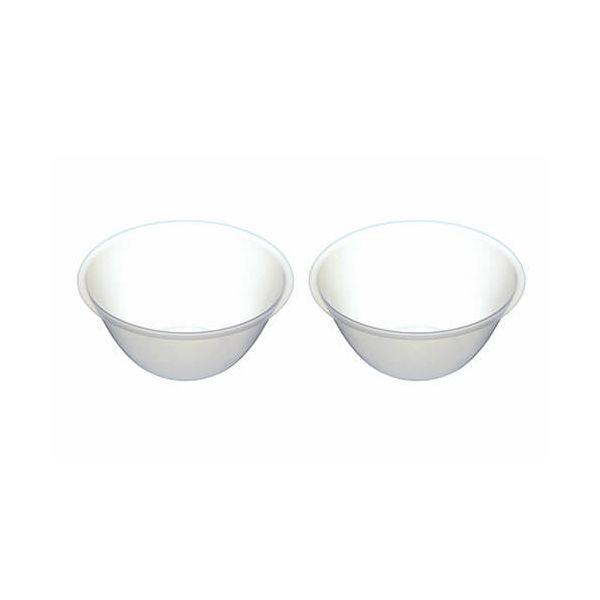 KitchenCraft Mixing Bowls 2 Piece 2L 23cm Plastic