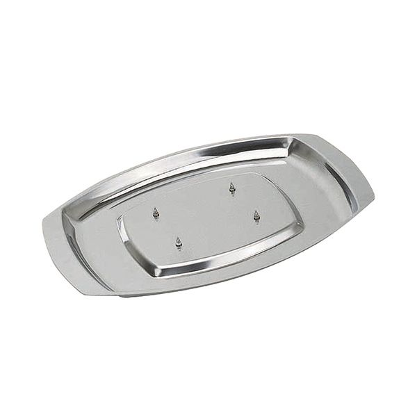 KitchenCraft Stainless Steel Carving Tray