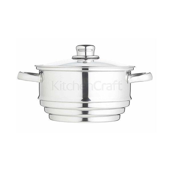 KitchenCraft Stainless Steel Universal Steamer