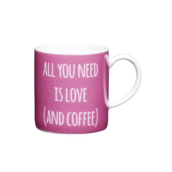 Kitchen Craft All You Need Porcelain Espresso Cup