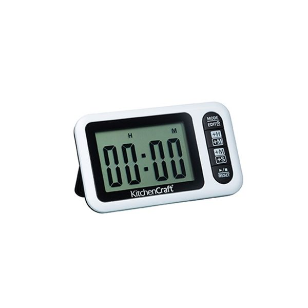 KitchenCraft Easy Read Digital Timer