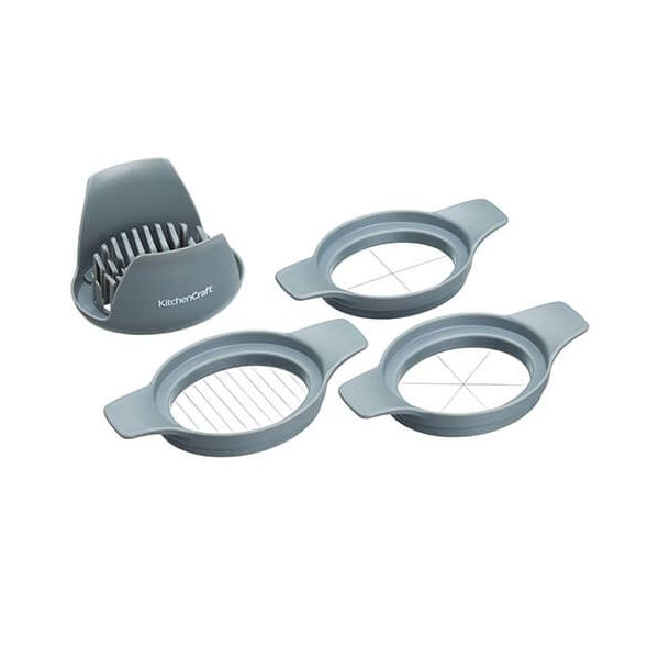 KitchenCraft 3 Piece Food Slicer