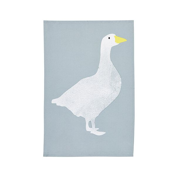 KitchenCraft Goose Tea Towels 2 Piece Set