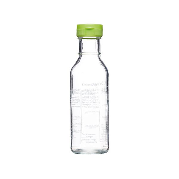 KitchenCraft Healthy Eating Salad Dressing Bottle