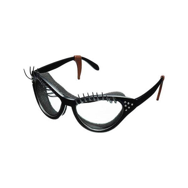 Fred Black Kitchen Diva Eyelash Onion Glasses