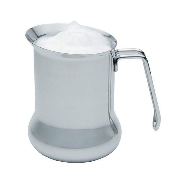 KitchenCraft Stainless Steel 650ml Milk Frothing Jug