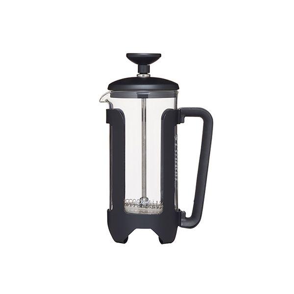 Le Xpress Matt Black 3 Cup Cafetiere