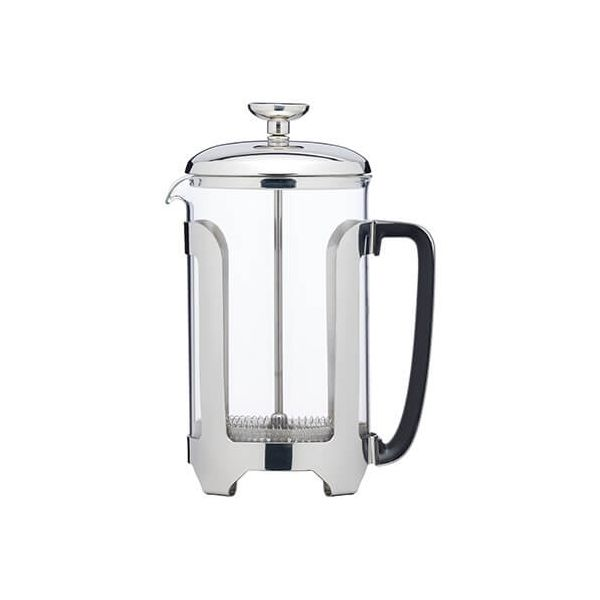 Le Xpress 6 Cup Stainless Steel Cafetiere