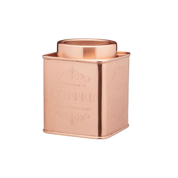 Le Xpress Copper Coffee Storage Tin