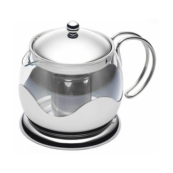 Le Xpress Glass 900ml Infuser Teapot